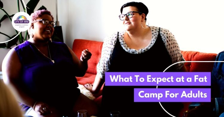 What To Expect at a Fat Camp for Adults